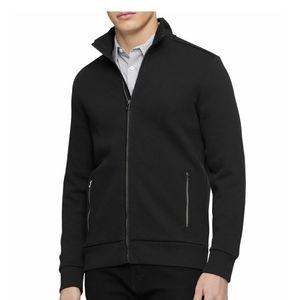 Calvin Klein X-Small mens mock-neck  zip up jacket